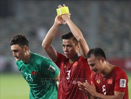 HLV Park Hang-seo: Hàng thủ Việt Nam mắc nhiều sai lầm trong bàn thua quyết định