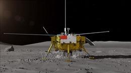 Hằng Nga 4 hoàn thành sứ mệnh trên vùng tối của Mặt Trăng