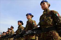 Italy rục rịch rút binh sỹ khỏi Afghanistan