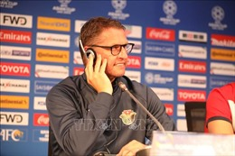 HLV đội tuyển Jordan tuyên bố 'đã nắm được điểm yếu' của đội tuyển Việt Nam