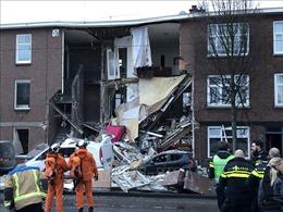 Nổ lớn tại La Haye, ít nhất 9 người bị thương