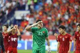 Lâm 'Tây' lọt top 5 thủ môn cứu thua nhiều nhất Asian Cup 2019
