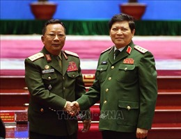Nâng cấp hợp tác Quân đội Việt Nam - Lào là nhu cầu tất yếu khách quan