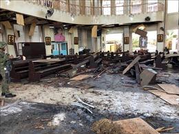 Hai vụ đánh bom nhà thờ ở Philippines khiến ít nhất 19 người thiệt mạng