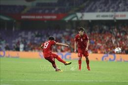 Quang Hải lọt top 10 cầu thủ xuất sắc nhất lượt trận cuối vòng bảng Asian Cup 2019