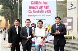 Trao giải Cúp Rồng Tre lần V - 2018