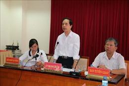 Đảm bảo quyền lợi cho trên 10.000 lao động bị thôi việc tại công ty Mỹ Phong, Trà Vinh