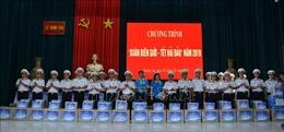 Lễ khởi động Chương trình 'Xuân biên giới - Tết hải đảo năm 2019'