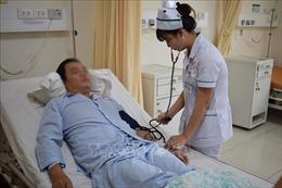 Cắt bỏ thành công khối u lách to gấp 8 lần bình thường