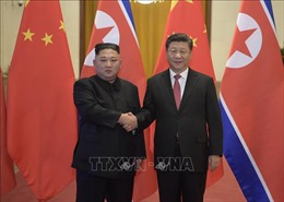 Chủ tịch Trung Quốc khẳng định sẵn sàng hợp tác với Triều Tiên