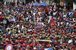 Nga không sơ tán công dân khỏi Venezuela
