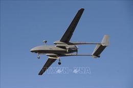 Israel phát triển thiết bị bay không người lái tiên tiến