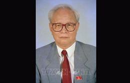 TIN BUỒN: Đồng chí Nguyễn Đức Bình từ trần