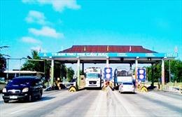 Tạm dừng thu phí trạm Cầu Rác (Hà Tĩnh) từ 0 giờ ngày 21/2