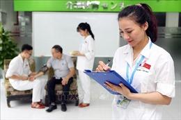 Nhật Bản nới lỏng tiêu chuẩn đối với các điều dưỡng viên nước ngoài