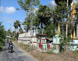 Đổi thay ở vùng đồng bào Khmer Gò Quao