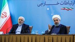 Tổng thống Iran bác đơn từ chức của Ngoại trưởng Zarif