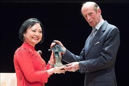 'Em bé Napalm' nhận Giải thưởng Hòa bình Dressden