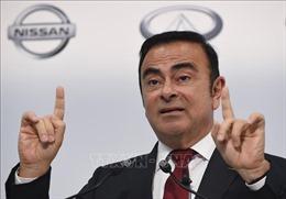 Cựu Chủ tịch Nissan được tại ngoại