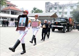 Lời cảm ơn của Ban Tổ chức Lễ tang và gia đình đồng chí Nguyễn Phúc Thanh