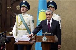 Tân Tổng thống Kazakhstan tuyên thệ nhậm chức