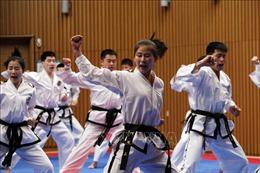 Hai miền Triều Tiên sẽ đồng diễn Taekwondo tại Thụy Sĩ