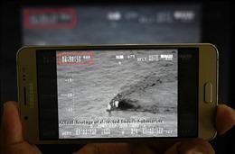 Ấn Độ bác tin tàu ngầm vào hải phận Pakistan