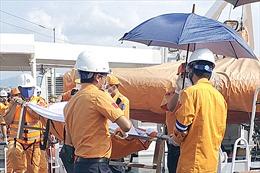 Tìm thấy thi thể nạn nhân cuối cùng vụ tàu dịch vụ dầu khí va chạm tàu cá