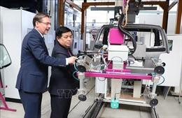 Thúc đẩy hợp tác khoa học công nghệ giữa Đức và Việt Nam