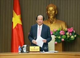 Bộ trưởng Mai Tiến Dũng: Tôi dứt khoát không ký tay nên cán bộ không dám trình giấy