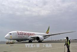 Đã xác định được địa điểm máy bay rơi tại Ethiopia