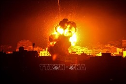 Chỉ vài giờ sau thỏa thuận ngừng bắn, Dải Gaza lại rung chuyển vì rocket