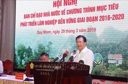 Phó Thủ tướng Trịnh Đình Dũng: Phải kiểm soát chặt việc chuyển mục đích sử dụng rừng