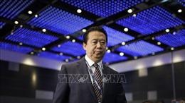 Trung Quốc chính thức buộc tội cựu Chủ tịch Interpol