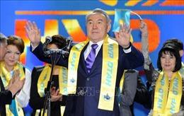 Tổng thống Kazakhstan từ chức nhưng vẫn 'ở lại cùng với nhân dân'