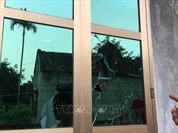 Nổ mìn làm đường vào di tích Yên Tử và Ngọa Vân, nhiều nhà dân bị ảnh hưởng