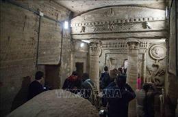Ai Cập cứu nguy khu hầm mộ hơn 2.000 năm tuổi