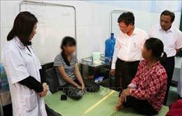 Nữ sinh bị đánh hội đồng ở Hưng Yên đã ổn định tâm lý