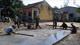 Tuổi trẻ Bộ đội Biên phòng vun đắp nghĩa tình quân dân