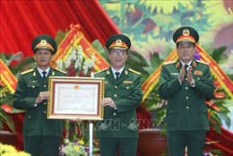 Công đoàn Quốc phòng kỷ niệm 70 năm Ngày truyền thống