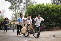 Đua xe đạp thồ tái hiện lại lịch sử hào hùng của dân tộc