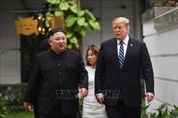 Tiết lộ văn bản Tổng thống Mỹ trao tay cho Chủ tịch Triều Tiên tại Hà Nội
