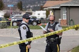 Xác định danh tính nghi can xả súng tại Canada khiến 4 người chết