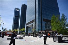 Đe dọa đánh bom nhằm vào 'Tháp không gian' chọc trời ở Madrid