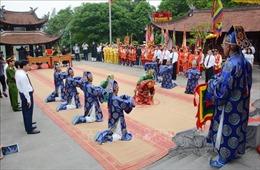 Tín ngưỡng thờ cúng Hùng Vương: Sợi chỉ vàng kết nối các dân tộc Việt