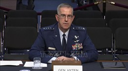 Bộ Quốc phòng Mỹ bổ nhiệm Tướng không quân John Hyten làm Phó Chủ tịch JCS