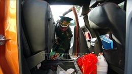 Đấu tranh với tội phạm ma túy ở vùng biên Lóng Sập
