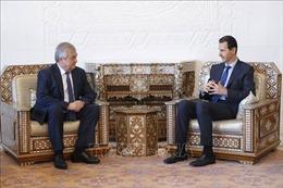 Syria, Nga bàn cách giảm thiểu tác động của các lệnh trừng phạt