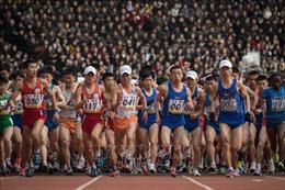 Gần 1.000 người nước ngoài tham gia giải chạy marathon ở thủ đô Triều Tiên