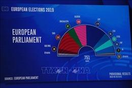 Kết quả sơ bộ bầu cử Nghị viện châu Âu